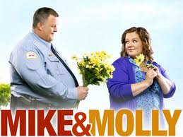Mike & Molly just look like Christians. We really don't know if they are for sure.